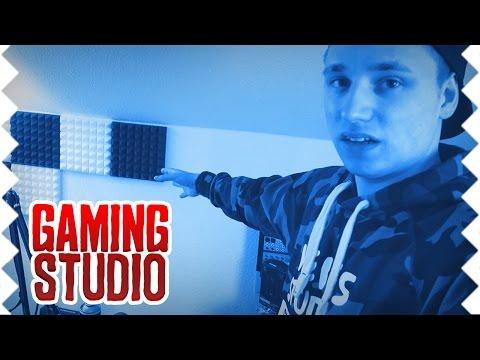 DAMIT SIEHT JEDER GAMING BEREICH GEIL AUS!!! | GamingStudio