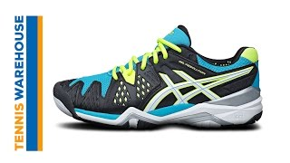 Asics Gel Resolution 6 Clay Men's Tennis Shoes video