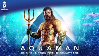 The Legend Of Atlan - Aquaman Soundtrack - Rupert Gregson-Williams [Official Video]