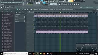 9th Wonder - Enjoy (West Coastin') (FL Studio Remake)