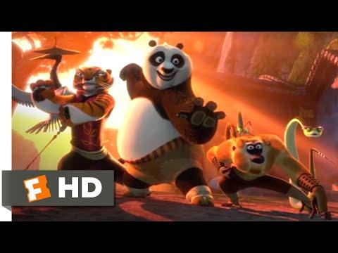Kung Fu Panda 2 (2011) - Opening Battle Scene (1/10) | Movieclips