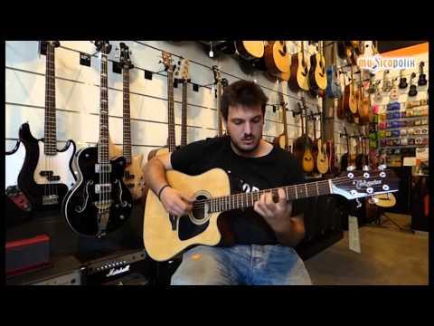 Guitarra electroacústica Takamine GD30 CE