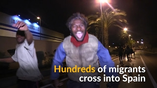 These African migrants can
