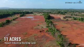 [Strategic Location] 11 Acres Vacant Industrial Building Land in Kuantan, Pahang