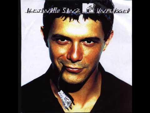 Aprendiz - Mtv Unplugged - Alejandro Sanz (2001)