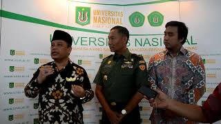 Universitas Nasional – Pelestarian Budaya Nusantara Bersama Para Tokoh dan Sultan Di Indonesia