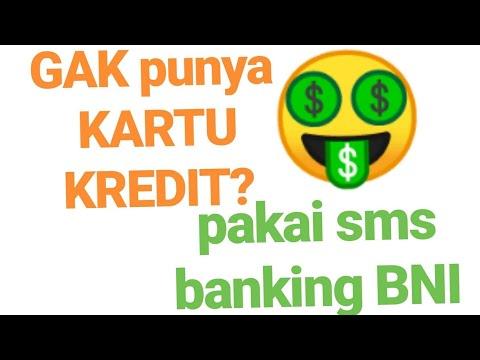 Belanja Tanpa Kartu Kredit, VCN Sms Banking   iBoy