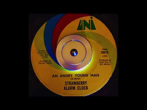 Strawberry Alarm Clock - AN ANGRY YOUNG MAN (1968)