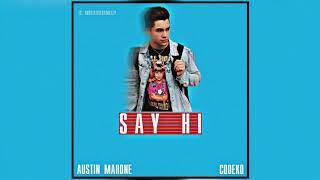 Say Hi - Austin Mahone & Codeko (New Song 2017) PREVIEW