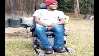 The story of Brian Muchiri who survived a tragic accident but now runs a campaign for adult diapers