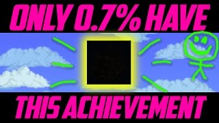 ONLY 0.7% OF TERRARIA PLAYERS HAVE THIS ACHIEVEMENT - Top 5 Rarest Achievements In Terraria PC