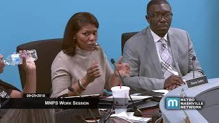 09/25/18 MNPS Board Meeting