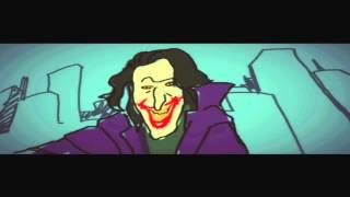 Spiderman vs The Joker (DC vs Marvel) (By Kam Kalambay)