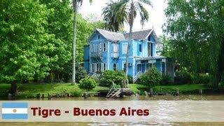 preview picture of video 'Tigre - Buenos Aires - Argentinien - Eine Bottsfahrt durch diese traumhafte Delta-Landschaft'