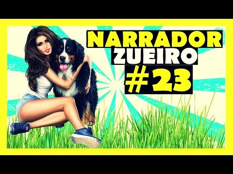 Narrador Zueiro #23   narrador de Videos🛑