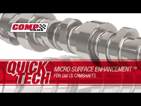 Quick Tech: COMP Cams Micro Surface Enhancement