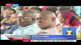 Weekend Prime: Musalia Mudavadi claims the Jubilee government is plunging the government into dept