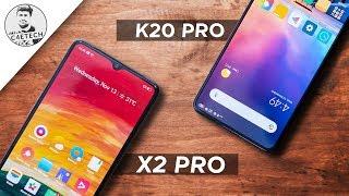 Realme X2 Pro vs Redmi K20 Pro Comparison - You Need to See This!