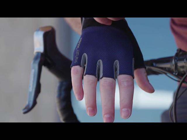 Видео Перчатки велосипедные Pearl iZUMi Attack Gloves (Black)