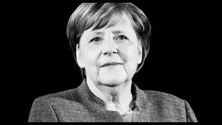 Donald Trump refuses to shake Angela Merkel