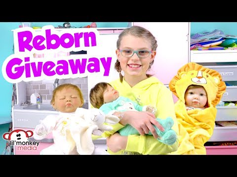 My Reborns! 👶🏼 Meet 3 Paradise Galleries Reborn Babies! Baby Review And Giveaway!