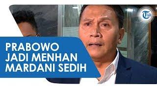Ketua DPP PKS Mardani Ali Sera Sedih Prabowo Gabung Pemerintahan Jokowi