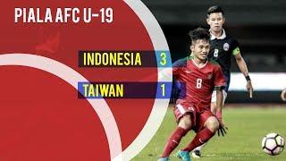 Timnas Indonesia Libas Chinese Taipei dengan Skor 3-1