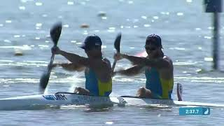 DAY 1 HEATS Highlights - Canoe Sprint At The 2nd European Games 2019