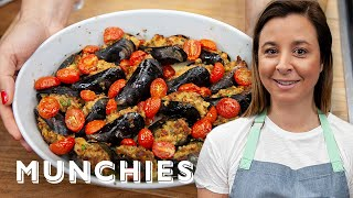 How To Make Italian Stuffed Mussels with Katie Parla