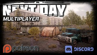 Next Day Survival Open World | Live Stream Patreon Discord MP | EP1 | Next Day: Survival Gameplay