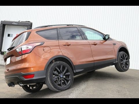 4wd/AWD Diagonal And Offroad TEST : 2017 Ford Escape | THE Most Complete Review Part 6/7