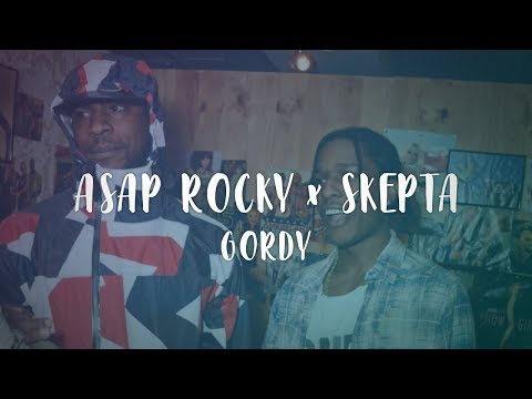 [FREE] Asap Rocky x Skepta Type Beat | Gordy