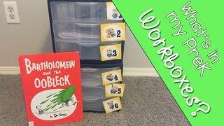 Preschool Dr. Seuss Theme Ideas | Oobleck
