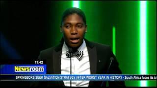 Van Niekerk pulls off a clean sweep at the SA Sports Awards