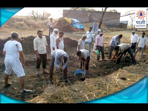 Watch How Trained Locals are Solving their Water Woes in Gavhankund Village