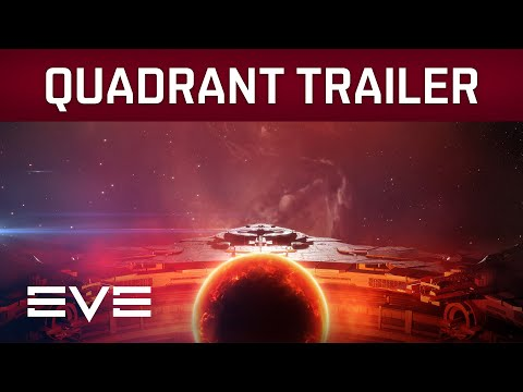 EVE Online's Third Quadrant Launches Today, Titled Zenith