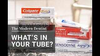 What is the Best Toothpaste? | The Modern Dentist