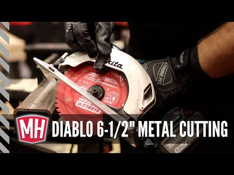 "Diablo 6-1/2"" Metal Cutting"