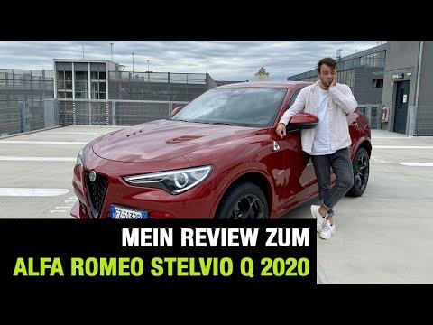 2020 Alfa Romeo Stelvio Quadrifoglio (510 PS) ♥️🍀🇮🇹 Performance SUV!? Fahrbericht | Review | Test