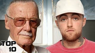 Top 10 Celebrities That Passed Away In 2018