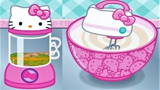 Play Fun Hello Kitty Games - Create Meal & Decorate Lunchbox
