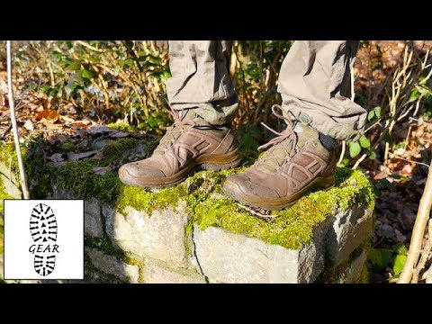 HAIX Black Eagle Nature GTX (mid + low)