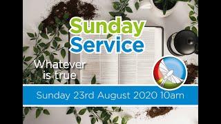 Sunday 23rd August 2020