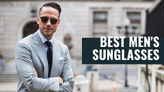 My Sunglasses Collection | Ray-Ban, Persol, Oliver Peoples | Best Sunglasses For Men