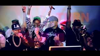"DJ Felli Fel ft. Wiz Khalifa, Tyga & Ne-Yo ""Reason to Hate"" OFFICIAL VIDEO HD"