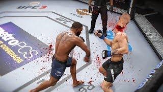 НЕВООБРАЗИМАЯ БОЙНЯ в МИРОВОМ ТОП 10 РЕЙТИНГА UFC 3