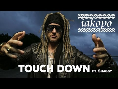 Download Touch Down - iakopo (ft. Shaggy) | Official Lyric Video Mp4 HD Video and MP3