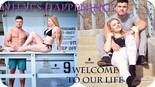 Bodyfat, Golds Gym, Cardio, Diet. Fitness Couple Vlog 2