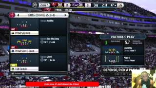 NFL - NFL Madden 15 - Madden 15 Ultimate Team - BOSS MOVE | MUT 15 Gameplay