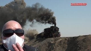 preview picture of video 'Fuxin coal mine railways report [April 1,2012] 阜新煤鉱鉄路'
